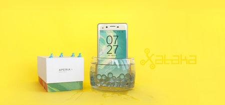 Android Nougat se hace camino al Xperia X Performance, el primer Sony en actualizarse