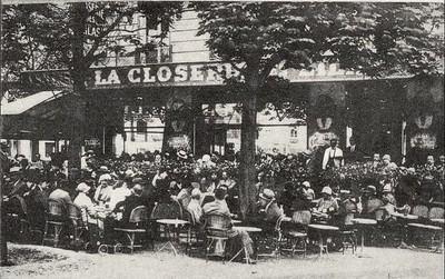 La Closerie des Lilas de París, uno de los cafés con más historia de Francia