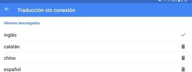 Cómo usar el traductor de Google sin conexión en tu teléfono