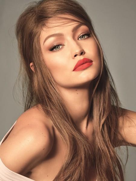 Gigi X Maybelline Ny 7