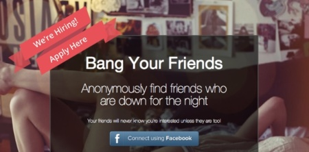 Bang with friends, ¿Quieres acostarte conmigo?