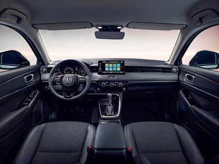 Honda HR-V e-HEV 2021 interior