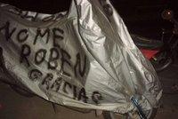 En Barcelona se roban 7,3 motos al día