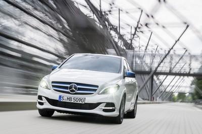 El Mercedes-Benz Clase B Electric Drive llega a Europa: estos son sus últimos detalles, aplicación 'Charge&Pay' incluida