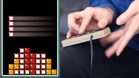 Hemos jugado mal al Tetris toda la vida: así son las técnicas de agarre que logran batir más récords