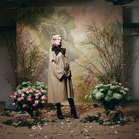 Kirsten Dunst confirma su embarazo en la nueva campaña de Rodarte