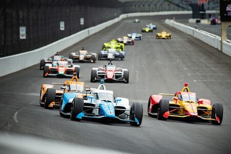 Palou Indy500 2021 2