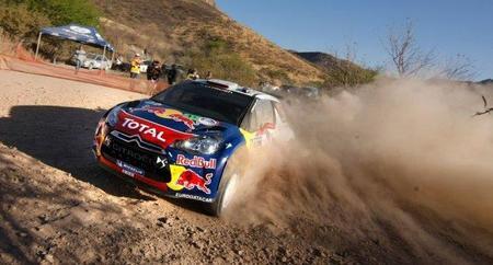 Rally de México 2011. Ford vuelve a sufrir y Sébastien Loeb lidera