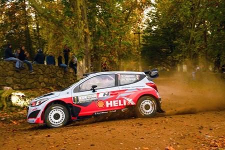 La FIA estudiará modificar la regla del Rally2 para el WRC de 2015