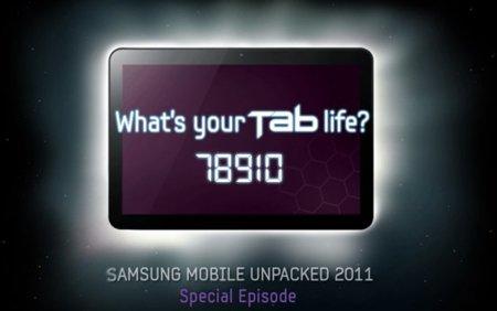 Samsung nos cita el 22 de marzo para completar su trío de tablets Galaxy Tab