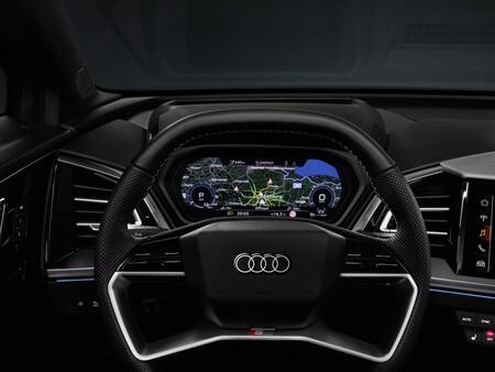 Audi Q4 E Tron Realidad Volante