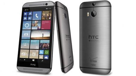 HTC One M8 con Windows Phone también llegará a otras operadoras para fin de año