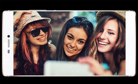 Así funcionan las tecnologías usadas por Huawei P8 para permitirnos tomar mejores selfis
