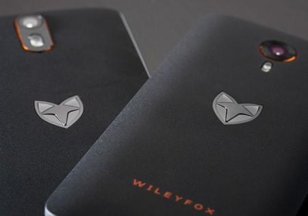 Wileyfox, una nueva familia de smartphones al estilo OnePlus