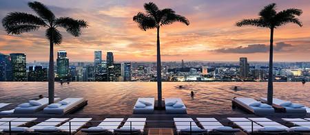 Marina Bay Sands Resorts Singapur Las Mejores Piscinas Infinitas Del Mundo