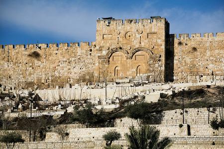 Las ocho puertas de Jerusalén