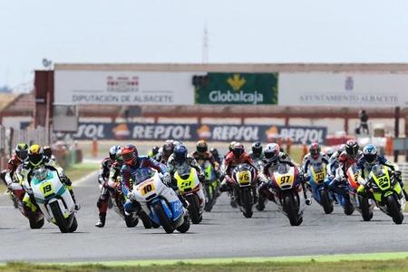 FIM CEV Repsol 2014: Rodríguez y Silva en Superbike, Raffin en Moto2 y Navarro en Moto3 vencen en Albacete
