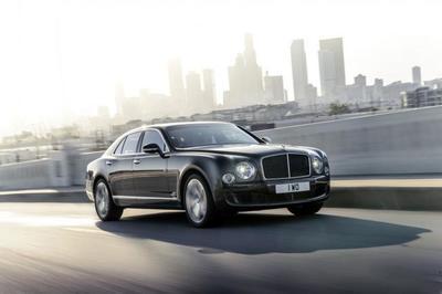 Bentley Mulsanne Speed, más desempeño para el lujo