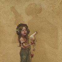 Las futuras heroínas de las ilustraciones de Craig Davison están llenas de magia
