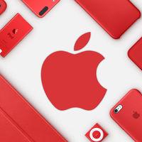 Product RED, qué son los iPhone y accesorios rojos que Apple lleva años comercializando