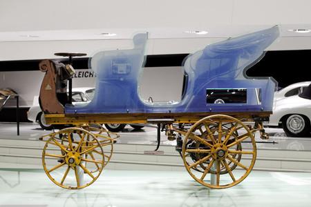 El primer Porsche vuelve a casa, al Museo Porsche de Stuttgart (desmentida)