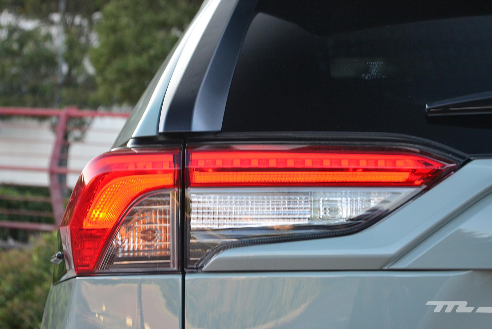 Foto de Toyota RAV4 (prueba) (22/23)