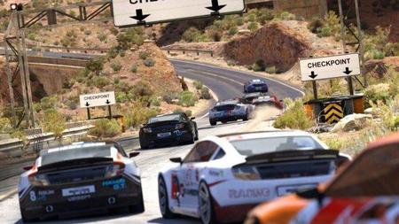 'Trackmania 2: Canyon' nuevo tráiler con 200 coches compitiendo a la vez