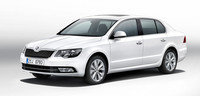 Škoda Superb 2013