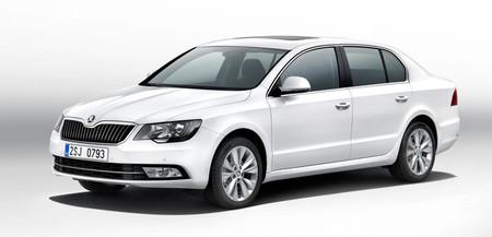 Škoda Superb 2013
