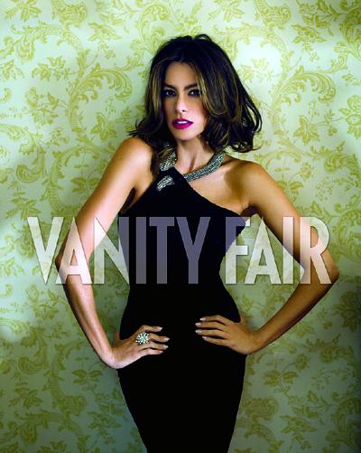 Sofia Vergara Vanity Fair Trendencias Belleza