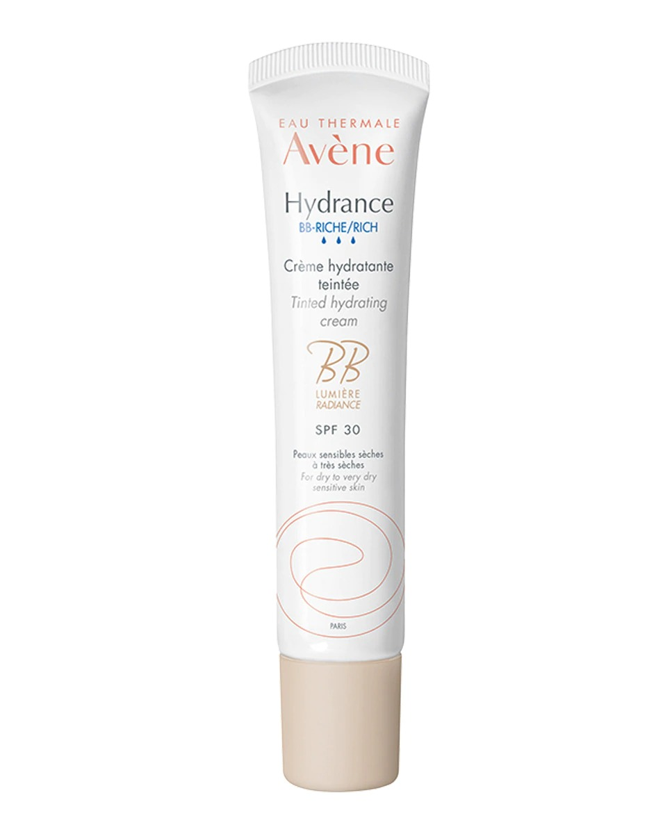 Hydrance Bb-Rica Crema Hidratante Con Color Spf 30 40 ml Avène