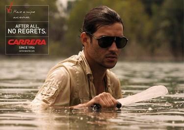 Carrera prohíbe lamentarse en su nueva campaña Otoño-Invierno 2011/2012