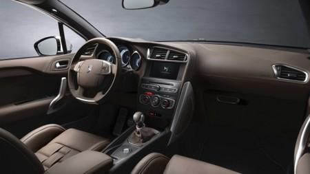 DS 4 Crossback lanzamiento España - interior