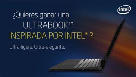 ¿Quieres ganar una Ultrbook inspirada por Intel?
