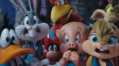 'Space Jam: Nuevas leyendas': sólo los Looney Tunes se salvan en esta secuela con LeBron James que apunta a una de las películas más abucheadas del año
