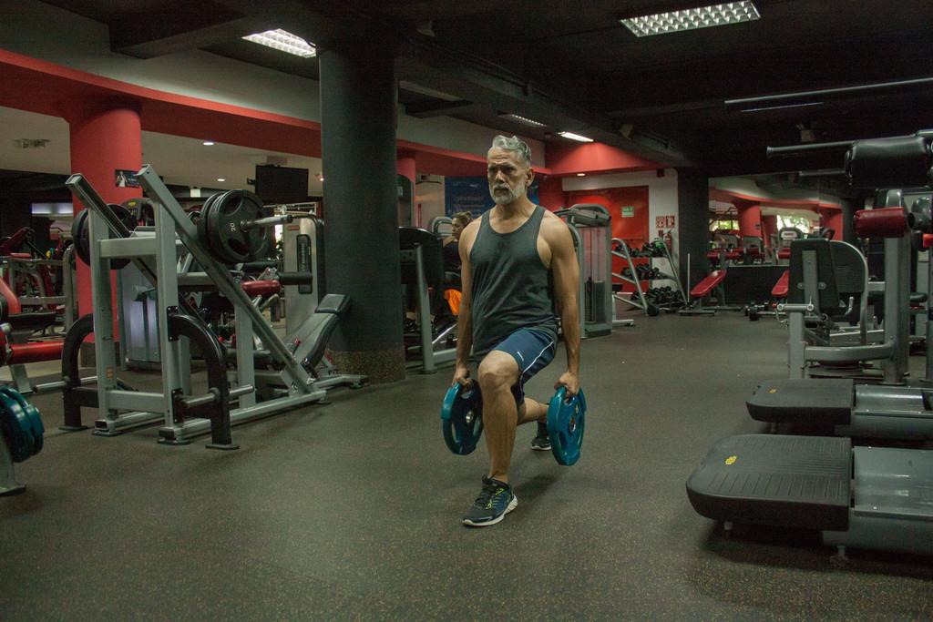 Perder grasa y ganar músculo: cómo combinar ejercicio aeróbico y anaeróbico