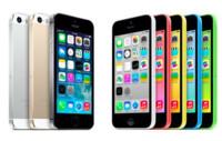 Llegan a España los nuevos iPhone 5S e iPhone 5C