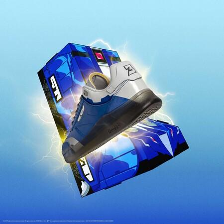 Reebok Vuelve A Apelar Por La Nostalgia Con Sus Nuevas Zapatillas Inspiradas En Los Power Rangers 7
