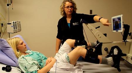 El ejercicio es necesario también en pacientes en cuidados intensivos