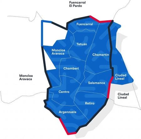 Movo Mapa