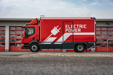 Camion Bomberos Electrico 3