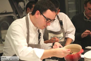 ¿Cómo son los talleres de cocina con un gran Chef?