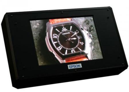 Epson presenta mejoras técnicas para televisores OLED de mayor tamaño