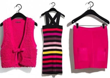Catálogo Sonia Rykiel para H&M Primavera-Verano 2010: ropa y complementos
