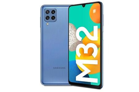 El Samsung Galaxy M32 llega a España: precio y disponibilidad del gama media con gran batería y pantalla a 90 Hz