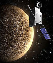En 2013 visitaremos Mercurio