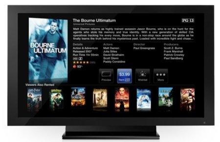 Alquiler Apple TV
