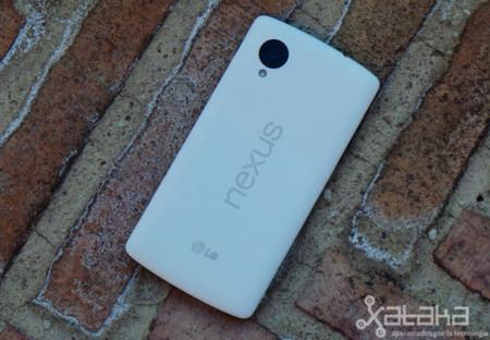 Lg Nexus 5 Back
