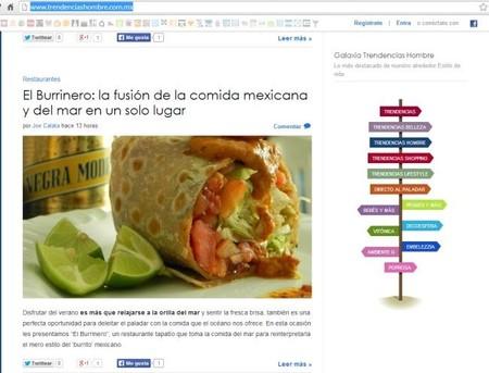 ¡Llega Trendencias Hombre México!Una guía de estilo fundamental para el mexicano moderno