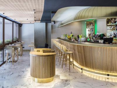 El mobiliario Bross llena de espectacularidad el restaurante Mextizo de Barcelona